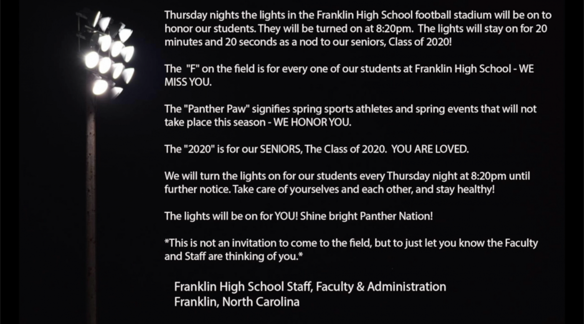 franklin high school thursday night lights